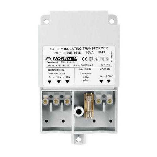 TR 40 VA Transformator 230V/20V AC z kategorii Transformatory