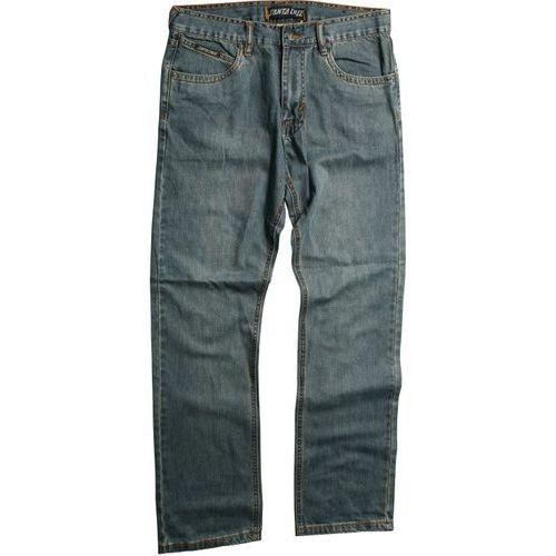 spodnie SANTA CRUZ - Geo (VINTAGE-6137) rozmiar: 30 - produkt z kategorii- spodnie męskie