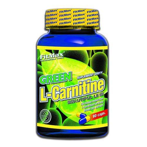 ® green l-carnitine 90 caps wyprodukowany przez Fitmax