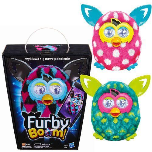 HASBRO Furby Boom Sunny (A4343) - produkt dostępny w Puchatkolandia.pl