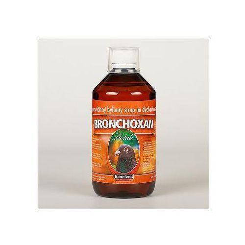 BRONCHOXAN H 1000ml - ZAPOBIEGA CHOROBOM DRÓG ODDECHOWYCH