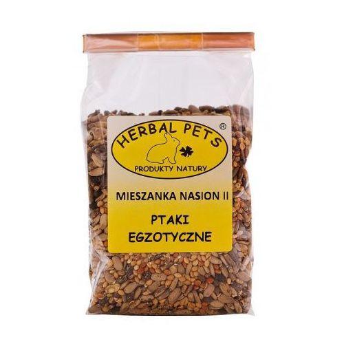 Mieszanka nasion II 150g - uzupełniająca karma dla ptaków egzotycznych , Herbal Pets