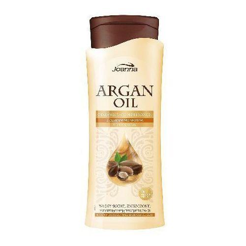 JOANNA ARGAN OIL ODŻYWKA Z OLEJKIEM ARGANOWYM 400G - produkt z kategorii- odżywki do włosów