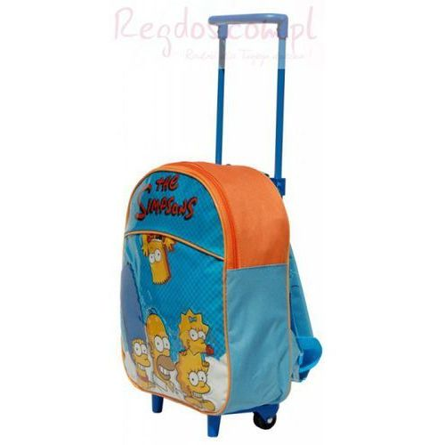 The Simpsons Walizka/Plecak na kółkach dla dzieci - produkt dostępny w REGDOS