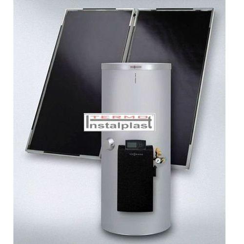 Oferta Zestaw kolektorów słonecznych Vitosol 200-F SVK 4,36m², VIESSMANN z kat.: ogrzewanie