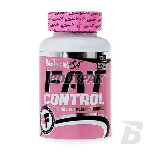 Biotech fat control - 120 tabl. wyprodukowany przez Biotech usa