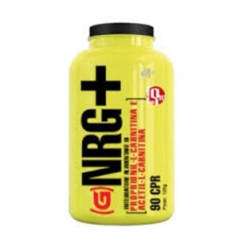nrg+ - 90 kaps. wyprodukowany przez 4+ nutrition