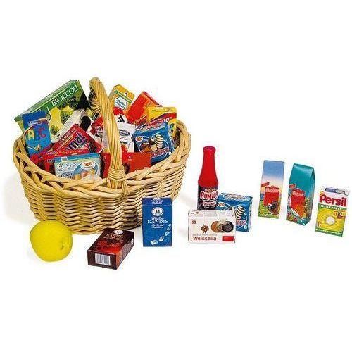 Koszyk duży do zabawy z wyposażeniem oferta ze sklepu www.epinokio.pl