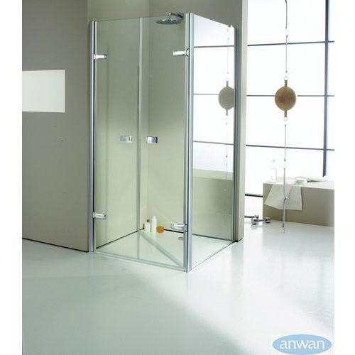 HUPPE ENJOY ELEGANCE Drzwi wahadłowe do ścianki bocznej 3T2201 (drzwi prysznicowe)