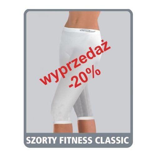 Artykuł Szorty przeciwcellulitowe fitness classic Silver z kategorii bielizna wyszczuplająca