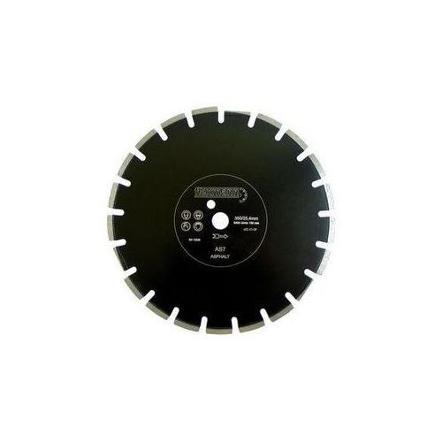 Tarcza diamentowa do cięcia asfaltu FLEXMANN AS7-7002 350mm ze sklepu Sklep Asgard