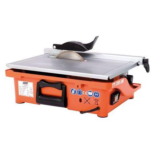 Produkt z kategorii- elektryczne przecinarki do glazury - PRZECINARKA DO PŁYTEK NORTON CLIPPER TT 200 EM