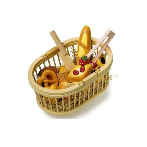 Piknikowy koszyk (14 elementów) - zabawka dla dzieci oferta ze sklepu www.epinokio.pl