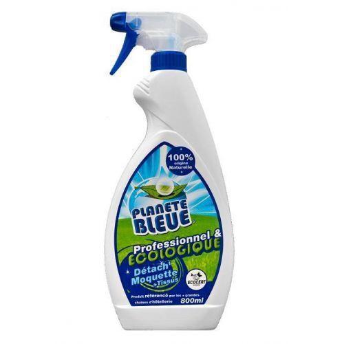Odplamiacz w sprayu do tkanin i dywanów 800 ml , Planete Bleue z Sklep Puregreen - najlepsze wyciskarki do so