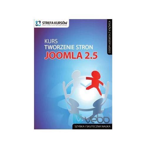 Kurs Tworzenie stron Joomla 2.5 (książka)