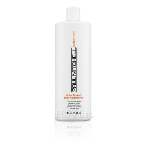 Paul Mitchell Color Protect Daily Conditioner - odżywka do włosów farbowanych 1000ml - produkt z kategorii- odżywki do włosów