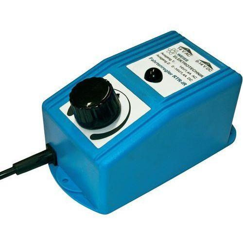 Transformator regulowany Weiss Elektrotechnik, 0 -14 V DC/AC, 165 x 90 x 75 mm, odb. IR z kategorii Transforma