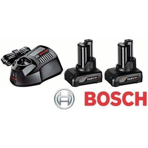 BOSCH Zestaw startowy 2 x GBA 10,8 V 4,0 Ah O-B + AL 1130 CV Professional (1.600.Z00.046), kup u jednego z partnerów