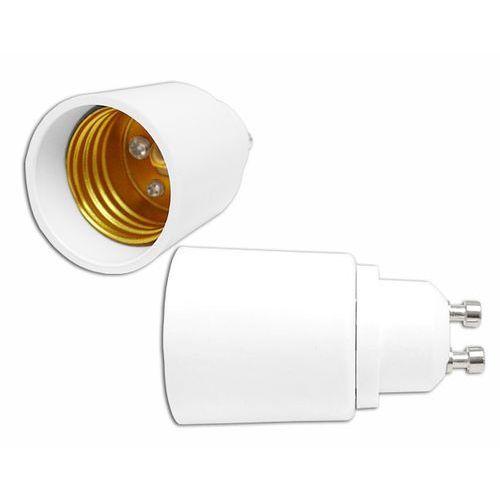 Adapter żarówki GU10/E27 - ELEK-8306 / LX L249 z kategorii oświetlenie