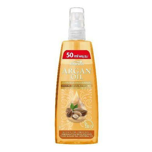 JOANNA ARGAN OIL ODŻYWKA DWUFAZOWA Z OLEJKIEM ARGANOWYM 150 ML - produkt z kategorii- odżywki do włosów