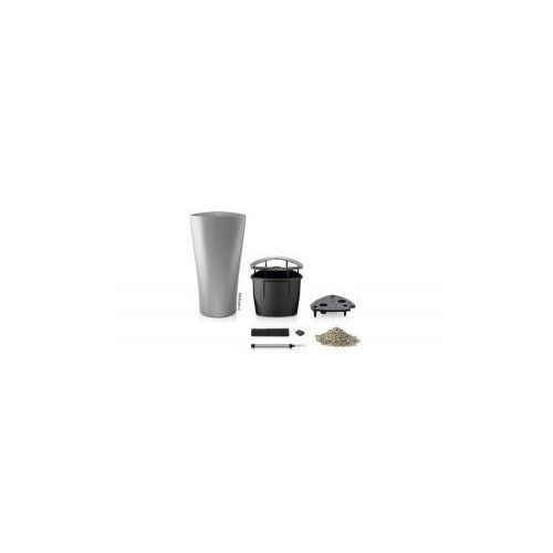 Produkt Donica -  - Delta 30 - srebrna mat, marki Lechuza