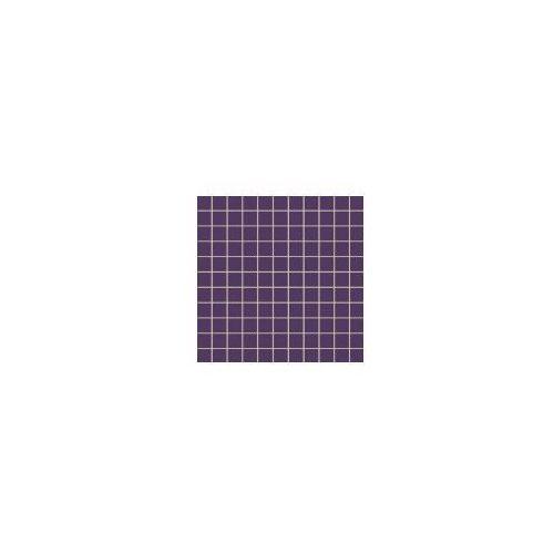 Tubądzin Mozaika ścienna kwadratowa Violet 30x30 cm (glazura i terakota)