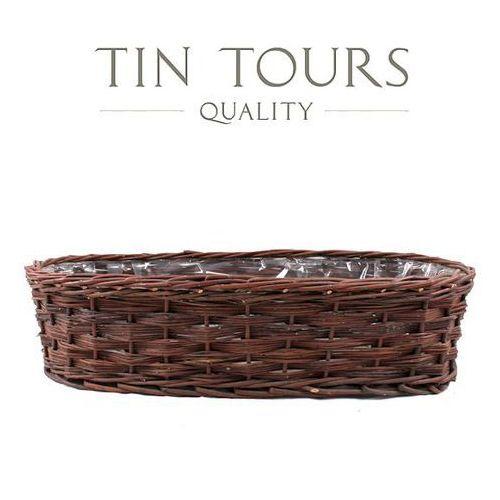 Produkt BALKONÓWKA WIKLINOWA 68x30x17 cm, marki Tin Tours Sp.z o.o.