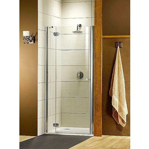 Torrenta DWJ Radaway drzwi wnękowe 1000-1015x1850 przejrzyste lewe - 31920-01-01N (drzwi prysznicowe)