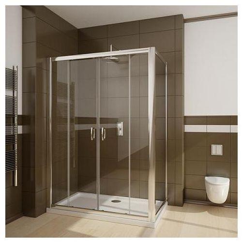 Radaway Premium Plus DWD Drzwi prysznicowe wnękowe - 140/190 cm Przejrzyste - 33353-01-01N (drzwi prysznicowe