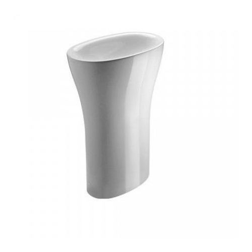 Catalano Muse Umywalka wolnostojąca, odpływ pionowy, biały błyszczący - 1FRMU00 ()