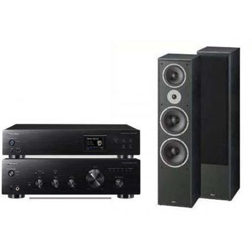 Artykuł PIONEER A-10 K + N-50 + MAGNAT 2000 z kategorii zestawy hi-fi