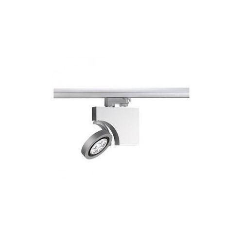 Oferta DOME LED Spot 6x3W, biała, z adapterem 3 - fazowym, srebrna pokrywa z kat.: oświetlenie