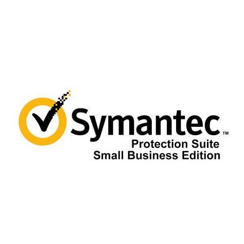 Produkt z kategorii- pozostałe oprogramowanie - Symc Protection Suite Small Business Edition 4.0 Per User Initial