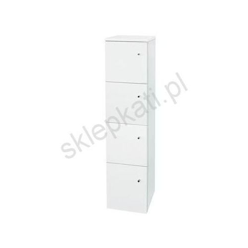CERSANIT PARMA słupek uniwersalny (lewy/prawy) S515-002 - produkt z kategorii- regały łazienkowe