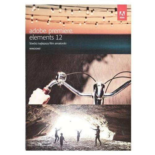 Adobe Premiere Elements 13 PL Win - produkt z kategorii- Pozostałe oprogramowanie