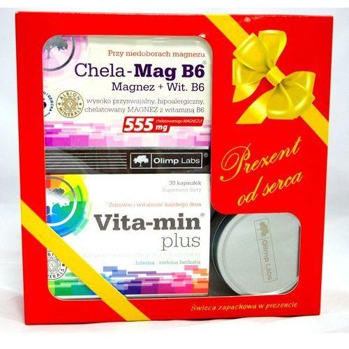 Chela-Mag B6 30 kaps., postać leku: kapsułki