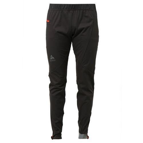 ODLO LOGIC ZEROWEIGHT Rajstopy odlo graphite grey - produkt z kategorii- spodnie męskie