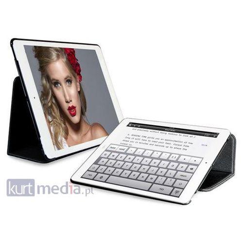 PURO Booklet Cover - Etui iPad Air (czarny), kup u jednego z partnerów