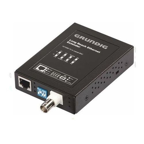 GTI-F0022C Extender sygnału Ethernet po kablu koncentrycznym