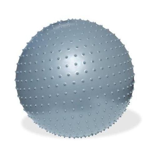 Piłka Fitness  do masażu 75 cm z pompką, produkt marki Meteor