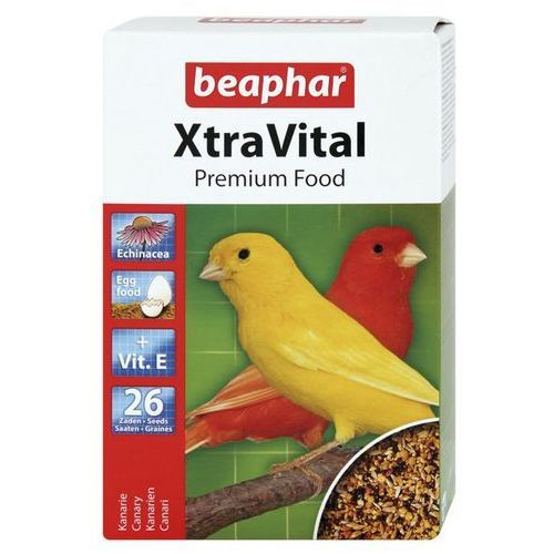 XtraVital CANARY - kompletna karma dla kanarków 500 g