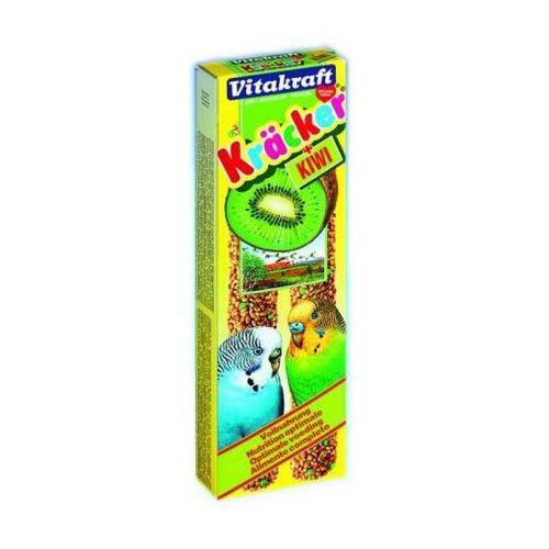kolba dla papużki falistej o smaku kiwi