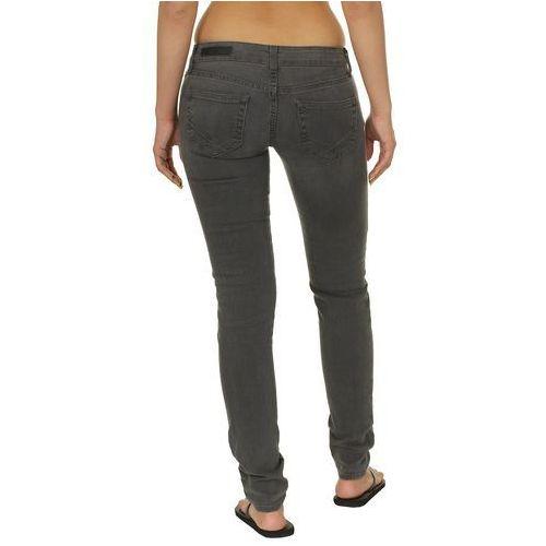 Produkt z kategorii- spodnie męskie - jeansy Vans Skinny Denim - Black Ice