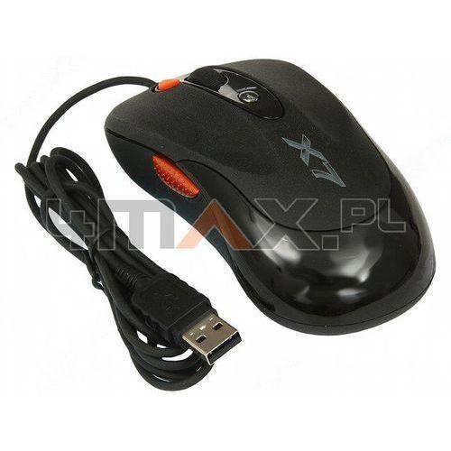 A4 Tech Mysz A4T EVO XGame Opto Oscar X705 Extra Fire USB z kat. myszy, trackballe i wskaźniki