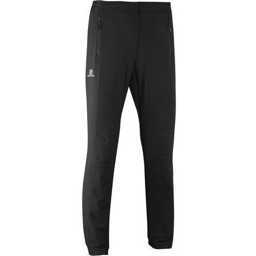 Produkt z kategorii- spodnie męskie - Spodnie Momentum Softshell Black