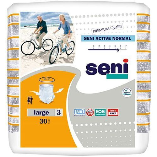 Produkt Majtki chłonne Seni Active Normal (3) Large 30szt.