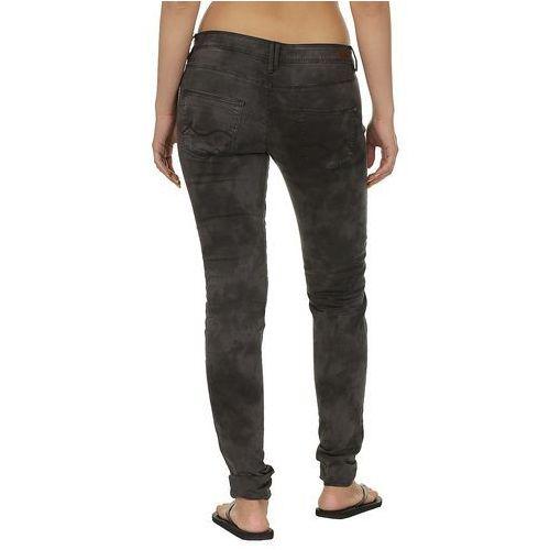 jeansy Roxy Kassia Tie-Dye - KTA0/Phantom - produkt z kategorii- spodnie męskie