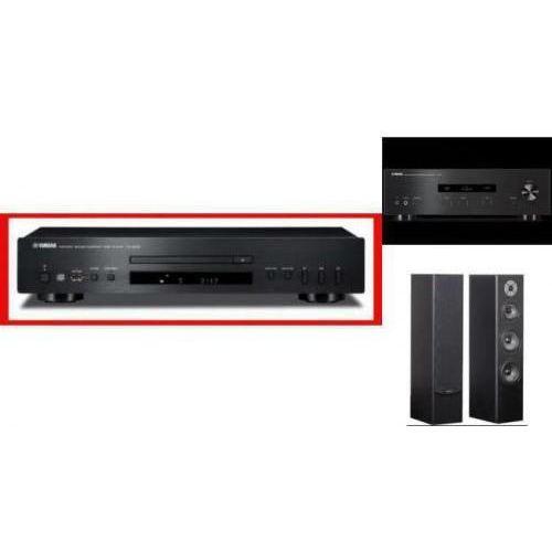 YAMAHA A-S201 + CD-S300 + QUADRAL QUINTAS 6500 - wieża, zestaw hifi - zmontuj tanio swój zestaw na stronie