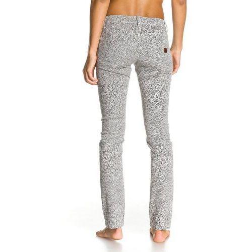 jeansy Roxy Suntrippers Print - SEZ6/Animal City Combo Stone - produkt z kategorii- spodnie męskie