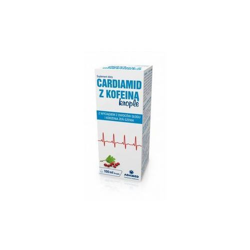 [krople] Cardiamid z kofeiną krople 100 ml